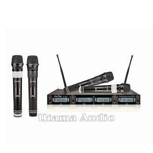 jual anysing mc889w mic wireless 4 ch uhf termurah