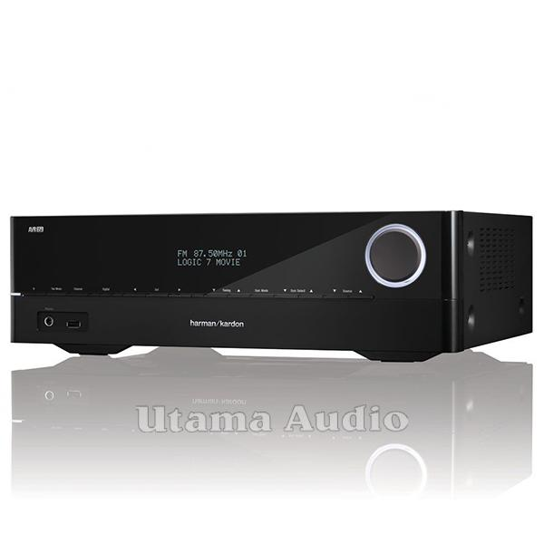 Jual amplifier home theater harman kardon avr-151s harga murah indonesia